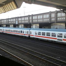 Bild zu Bahnhof Kassel-Wilhelmshöhe in Kassel