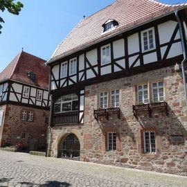 """Museum der Schwalm im """"Steinernen Haus"""" in Ziegenhain Stadt Schwalmstadt"""