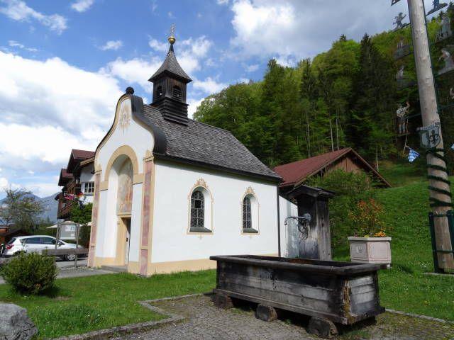 Kapelle Maria Himmelfahrt - 1 Bewertung - Grainau