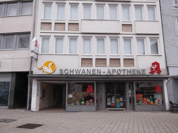 schwanen apotheke inh ina cordula m ller 1 foto bad hersfeld am markt golocal. Black Bedroom Furniture Sets. Home Design Ideas