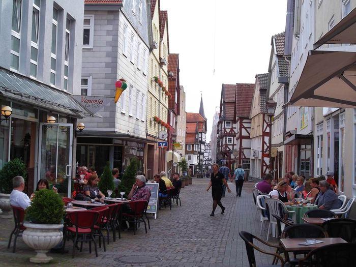 Bilder und Fotos zu Eiscafe Venezia in Fritzlar, Kasseler Str.