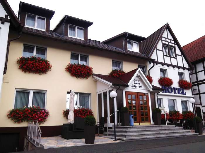 B And F Hotel Bad Hersfeld