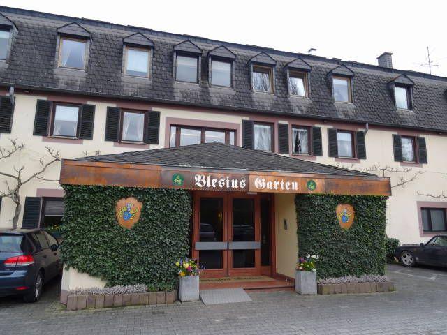 Blesius Garten Restaurant Hausbrauerei 519 Bewertungen Trier