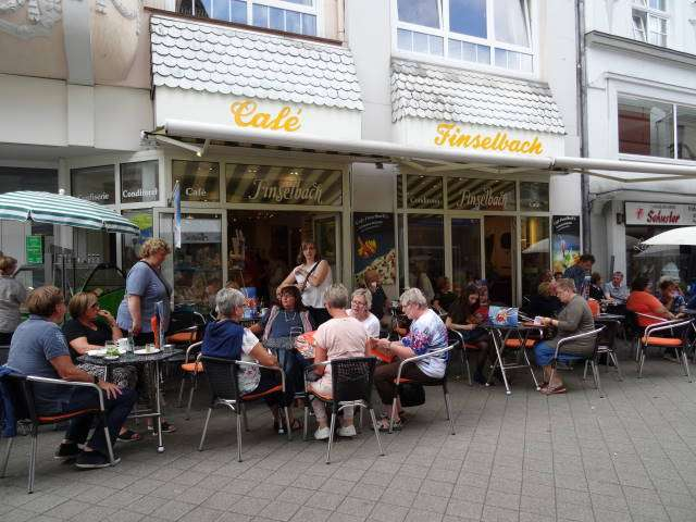 Cafe In Bad Oeynhausen