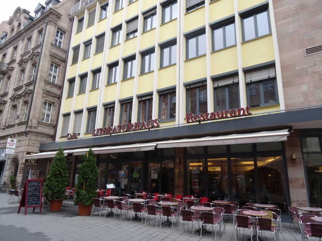 Nutzerfoto 1 Rings Bernhard Cafe Literaturhaus