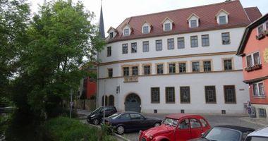 Comthurhof in Erfurt