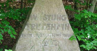 Wüstung Trutzhain in Schwalmstadt