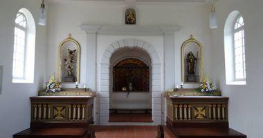 Ruhe - Christi - Kapelle in Bad Buchau