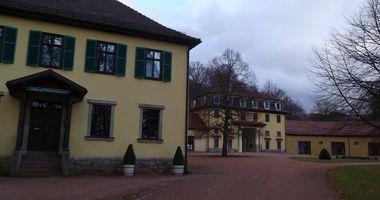 Schloss- und Landschaftspark Altenstein in Bad Liebenstein