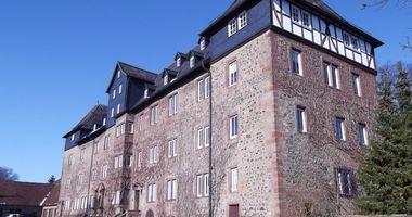 Burg Lauterbach in Lauterbach in Hessen