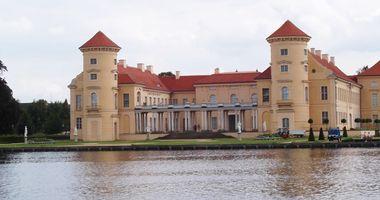 Schloss Rheinsberg in Rheinsberg in der Mark