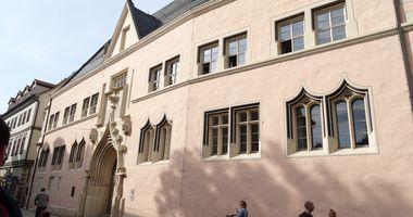 Landeskirchenamt der EKM / Collegium maius in Erfurt