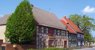 Historische Altstadt in Treuenbrietzen