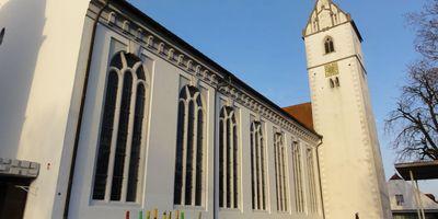Stiftskirche St. Cornelius und Cyprian in Bad Buchau