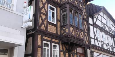 Altstadt Lauterbach in Lauterbach in Hessen