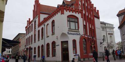 Ratsapotheke, Inh. Ingrid Franck in Wismar in Mecklenburg