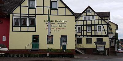 Combecher *** Hotel-Restaurant-Fleischerfachgeschäft Inh. Hans-Walter Ross in Neukirchen (Knüll)