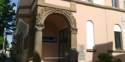 Deutsche Bank Filiale Bad Hersfeld in Bad Hersfeld