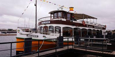 MS Selene in Rostock