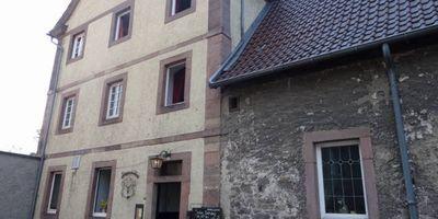 Gasthof zur Burg Inh. Bremer Rainer in Lauterbach in Hessen