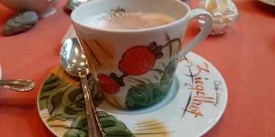 Cafè zum Ziegelhof und Holsteiner Hofladen , Hof Mougin in Grömitz