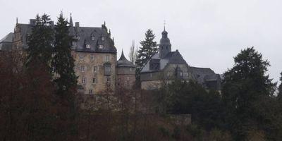 Schloss Eisenbach in Lauterbach in Hessen