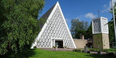 Katholische Pfarrkuratie - Wallfahrtskirche Maria Hilf in Schwalmstadt