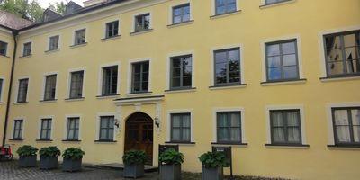 Schloss und Schlosspark Ismaning in Ismaning