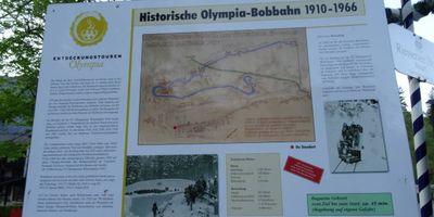 Bob - Museum und Historische Bobbahn in Garmisch-Partenkirchen
