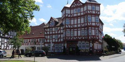 Hotel -Restaurant Rosengarten, Lothar Schmidt in Ziegenhain Stadt Schwalmstadt