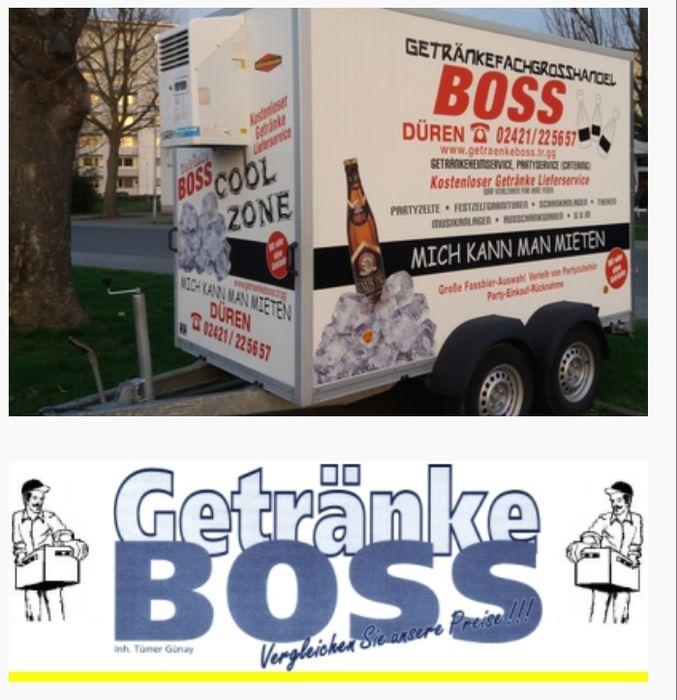Getränke Boss Getränkelieferservice - 3 Fotos - Düren - Rurstr ...