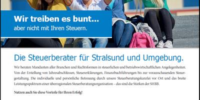 SHBB Steuerberatungsgesellschaft mbH in Stralsund