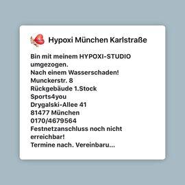 Sabine Hankofer Hypoxi-Studio in München