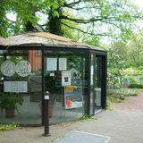Botanischer Garten in Halle an der Saale