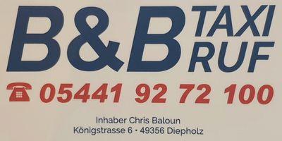 B&B Taxiruf Inh. Chris Baloun in Diepholz