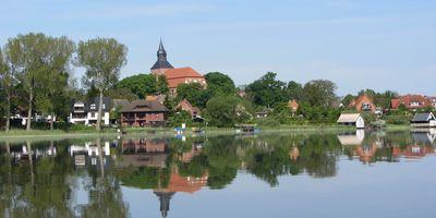 Historischer Stadtkern, Altstadt in Sternberg