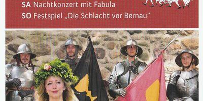 Bernauer Hussitenfest in Bernau bei Berlin