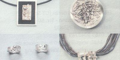 Unikatwerkstatt für Silberschmuck Gabriele Voigt in Bernau bei Berlin