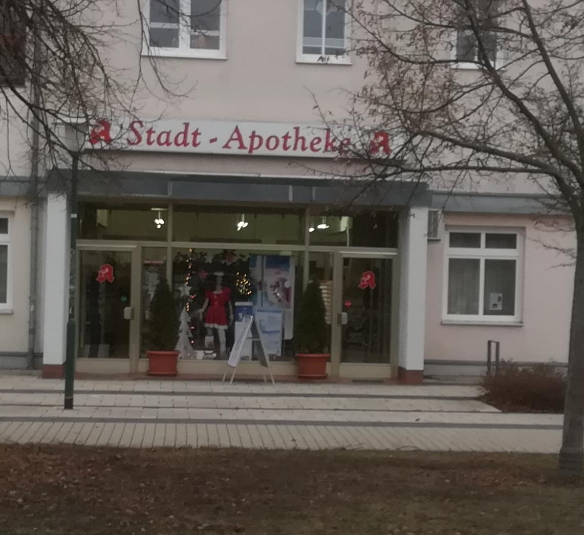 apotheke waldrand schwedt