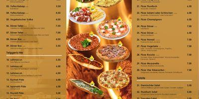 Hiwjuk Khatuni Acherner Pizza Kebap Lailia in Achern