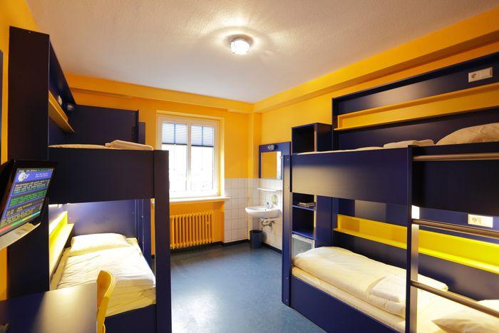 Bilder und fotos zu bed 39 n budget hostel in hannover for Designhotel wienecke xi hannover