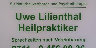 Heilpraxis Uwe Lilienthal in Aichwald