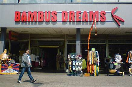 bambus dreams gmbh 1 bewertung berlin mitte karl liebknecht str golocal. Black Bedroom Furniture Sets. Home Design Ideas