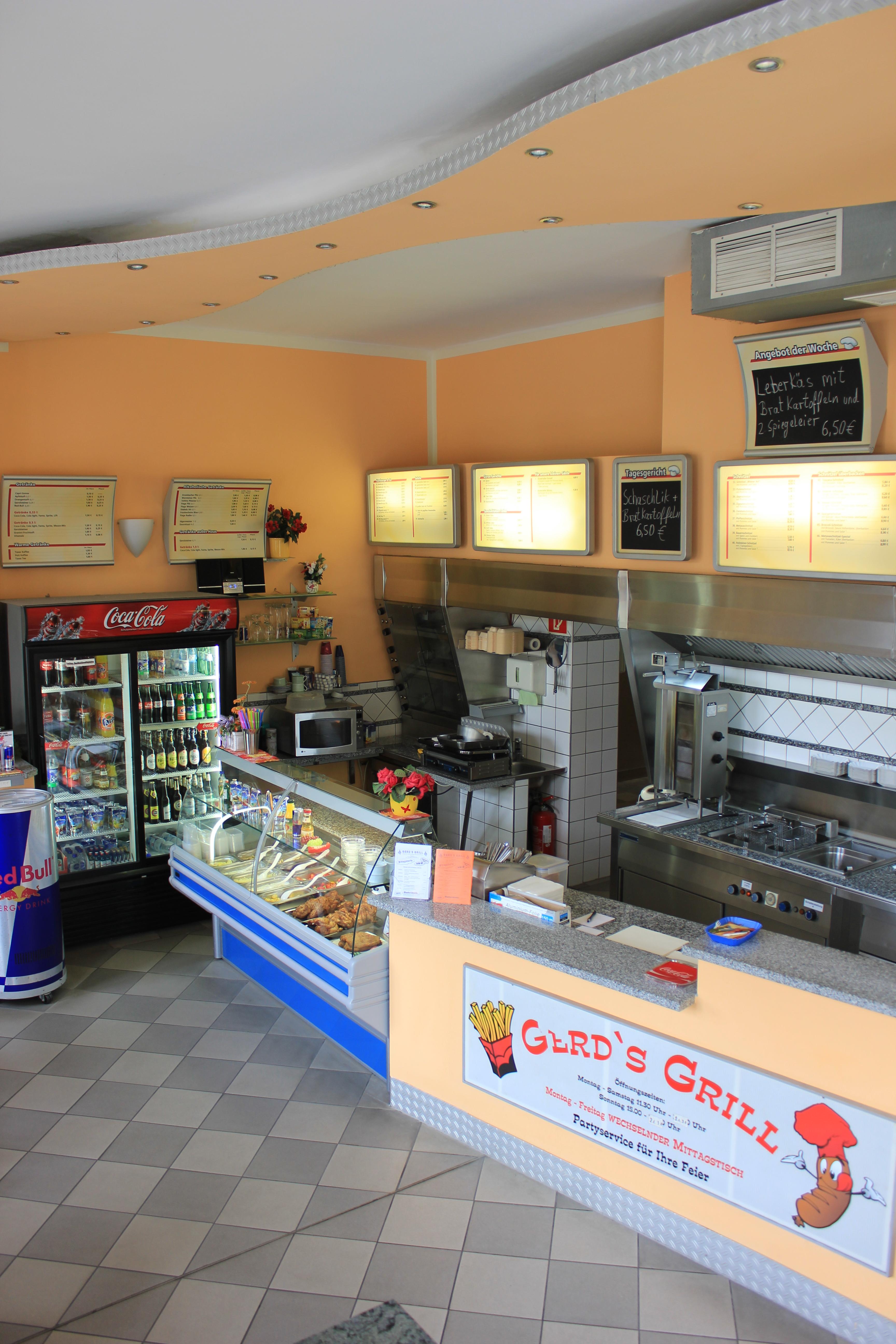 ➤ Gerd's Grill 44795 Bochum-Weitmar Öffnungszeiten