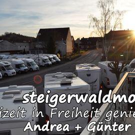 steigerwaldmobile in Untersteinbach Gemeinde Rauhenebrach