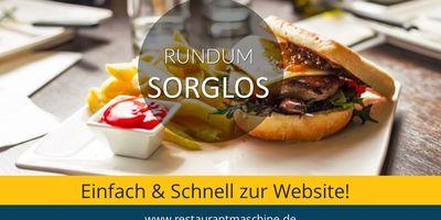 Restaurant Maschine - Spezialisiert auf Restaurant Webdesign in Lingen an der Ems
