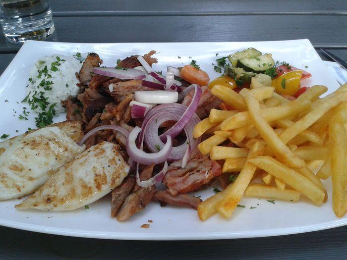 Restaurant Ilios - 9 Bewertungen - Erding - Zur