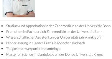 Dr. Hartmut Bongartz MSc MSc & Kollegen in Mönchengladbach
