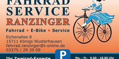 Fahrradservice Ranzinger in Königs Wusterhausen