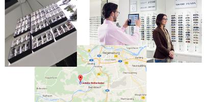 mobiler Brillenladen in Kelheim